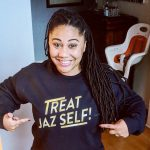 Treatjazself: New look and feel